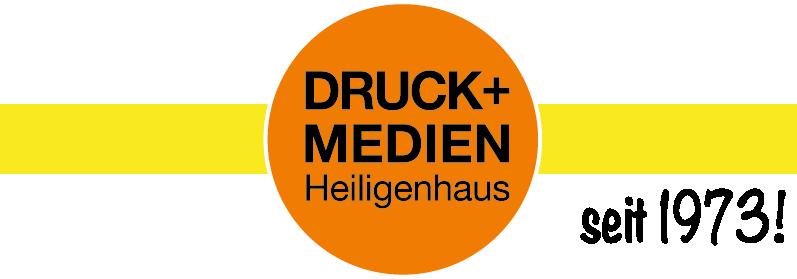 Druck+Medien Heiligenhaus GmbH - seit 1973